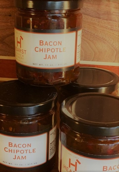 Bacon Chipotle Jam