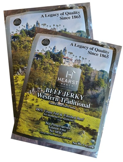 Hearst Ranch Beef Jerky