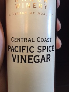 Vinegar- Pacific Spice