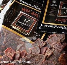 Jerky-Hearst Ranch Beef