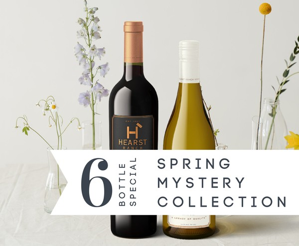 Spring Mystery Collection