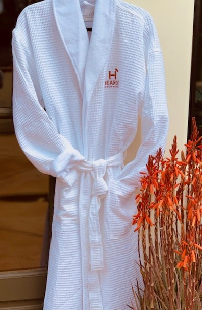 Luxury Signature Robe